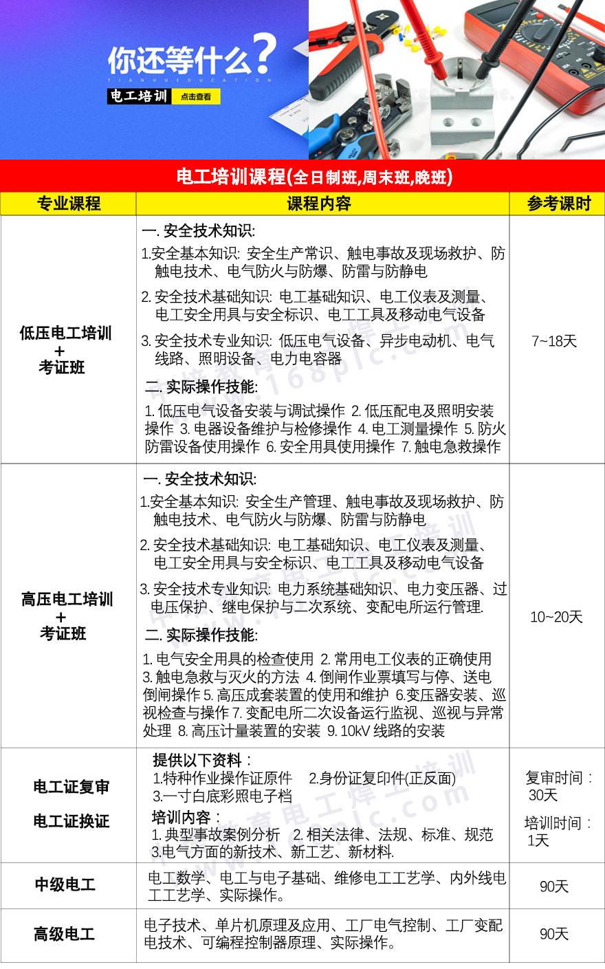 东莞电工操作证IC卡-电工证办理-到中培教育,政府补贴1200元